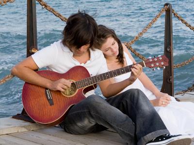 Homepage guitar