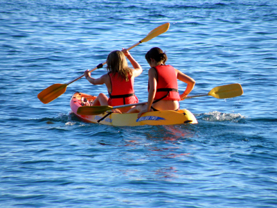 Homepage kayaking